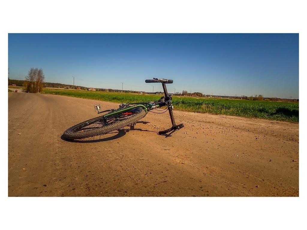 Pyöräily kehittää kuntoa