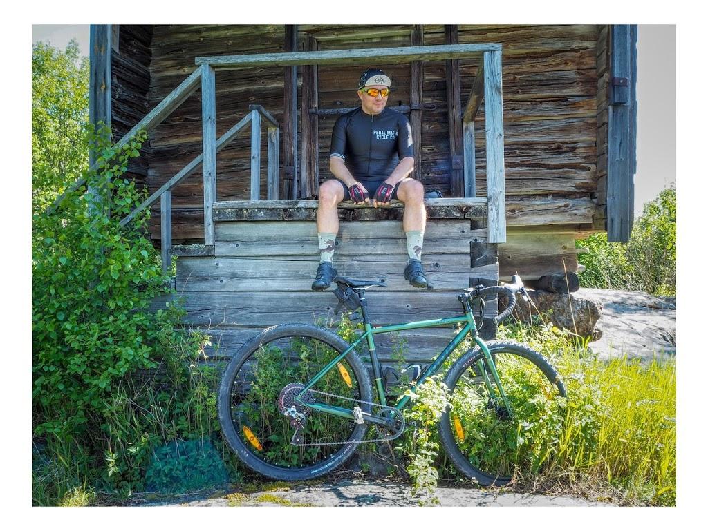 Graveler-pyöräily on täynnä mahdollisuuksia