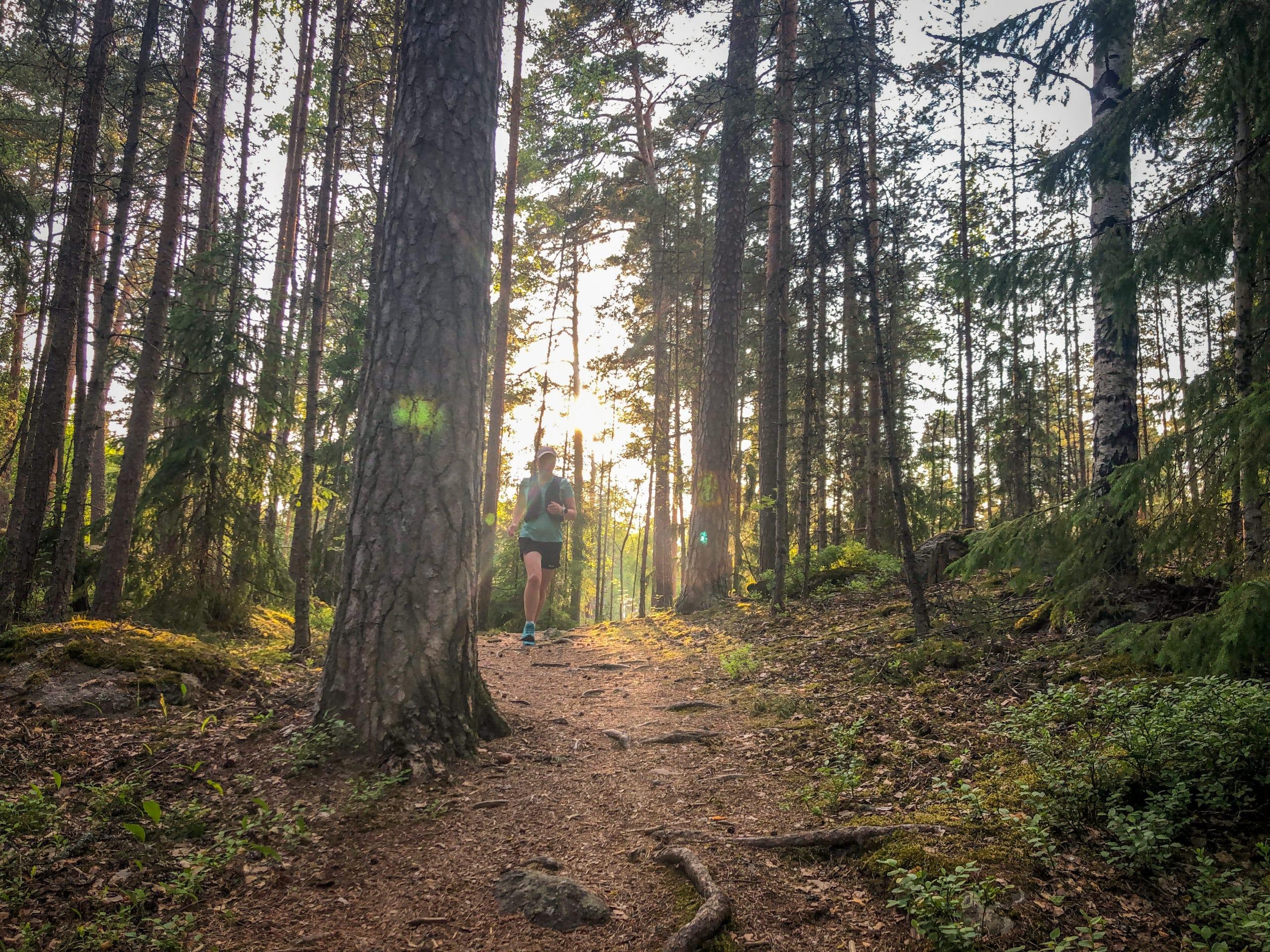 Miten säilyttää mielekkyys juoksemisessa?