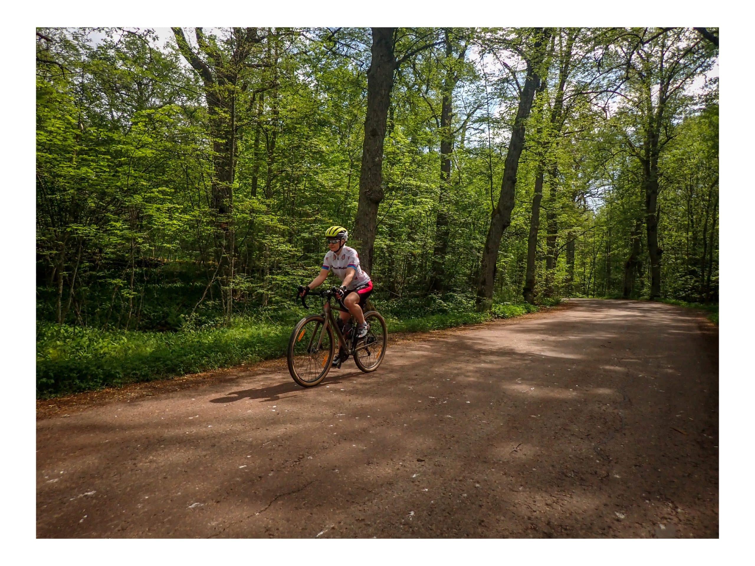 Pyöräilyn ja juoksun yhdistelmä