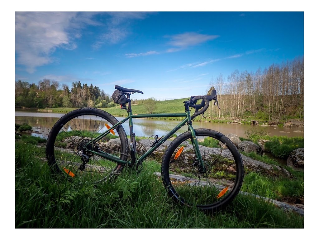 Gravel-pyörä || Kona Sutra Ltd