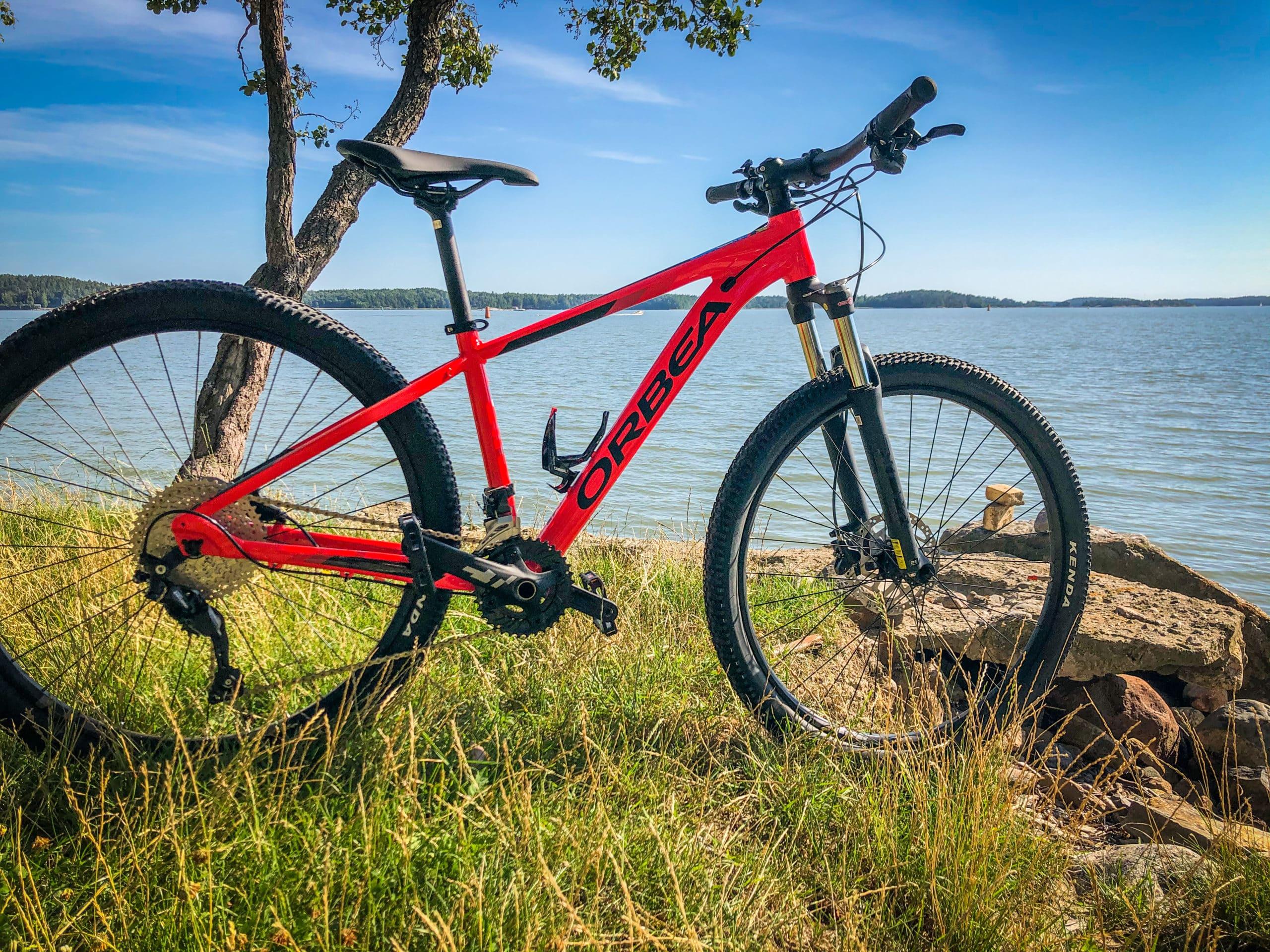 Orbea MX 30 maastopyörä alkajalle täydellinen