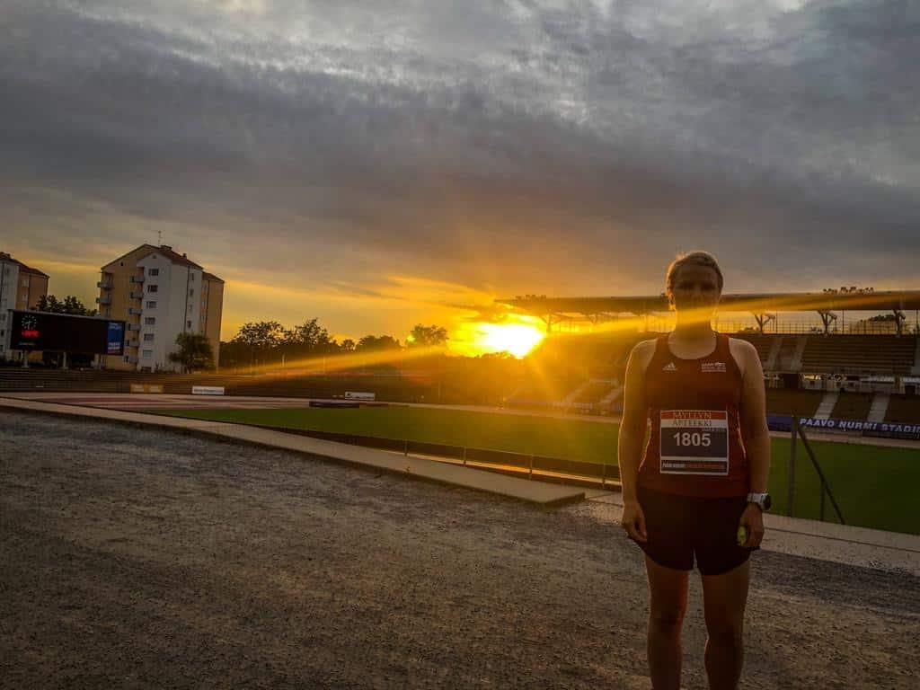 Paavo Nurmi Marathon 2020 – ennätystä metsästämässä
