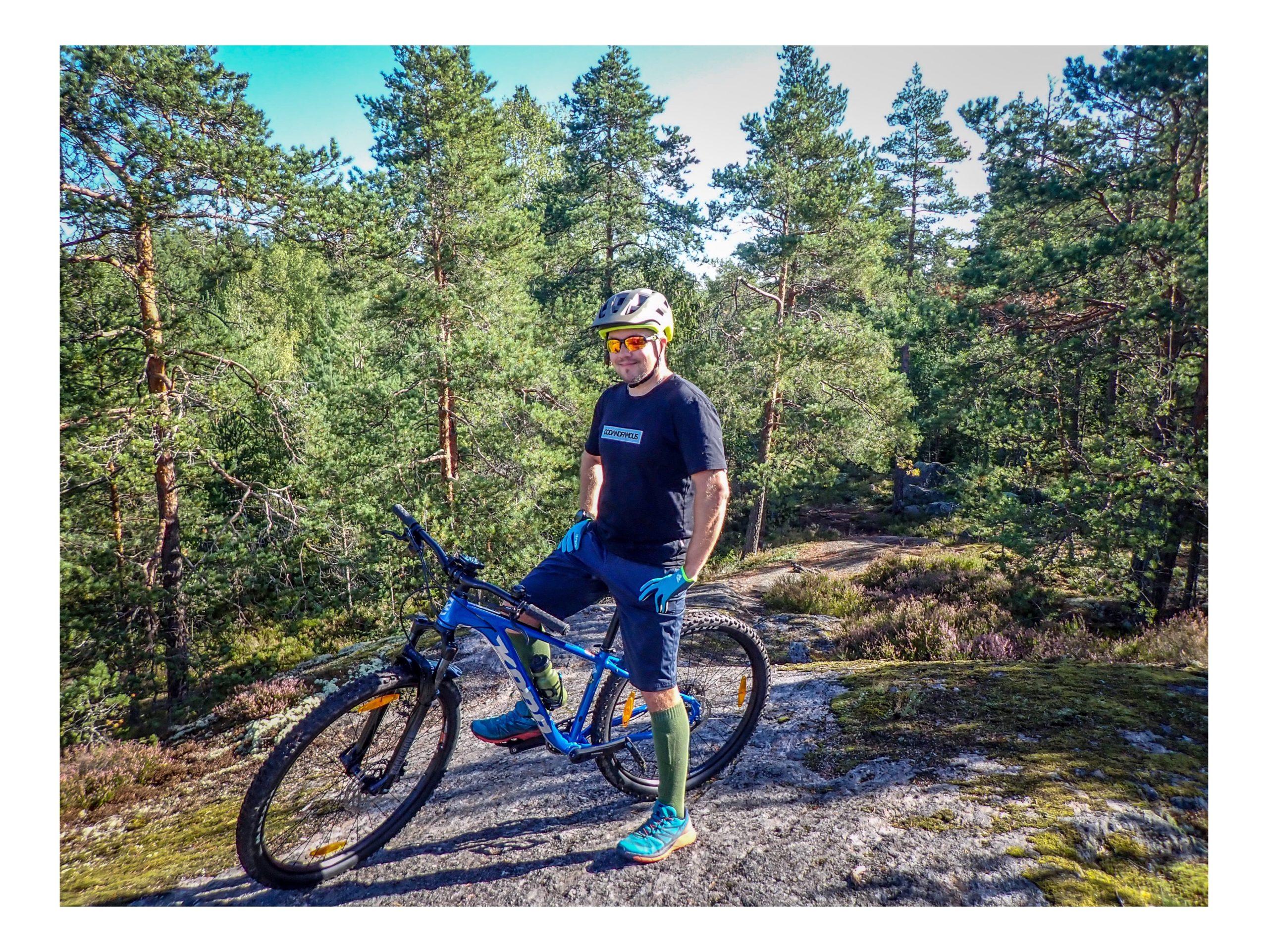 Pyöräilytarvikkeet joita ilman ei lenkille