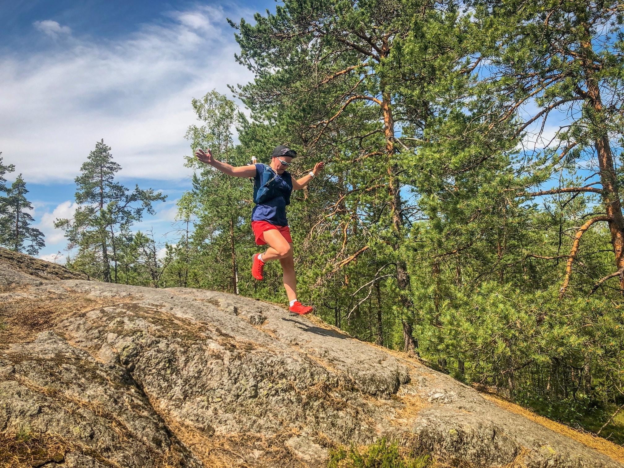 Lihaskuntotreeniä ja juoksua – monipuolisesti parempi