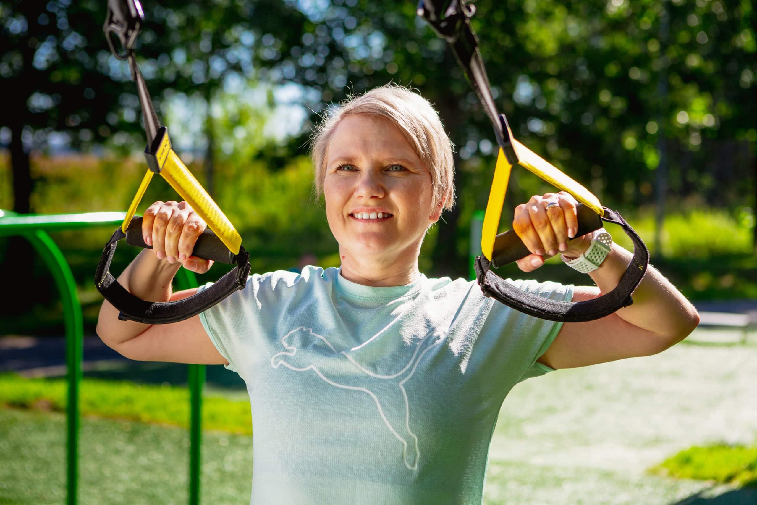 Liikuntaa ja parempaa hyvinvointia elämääsi?