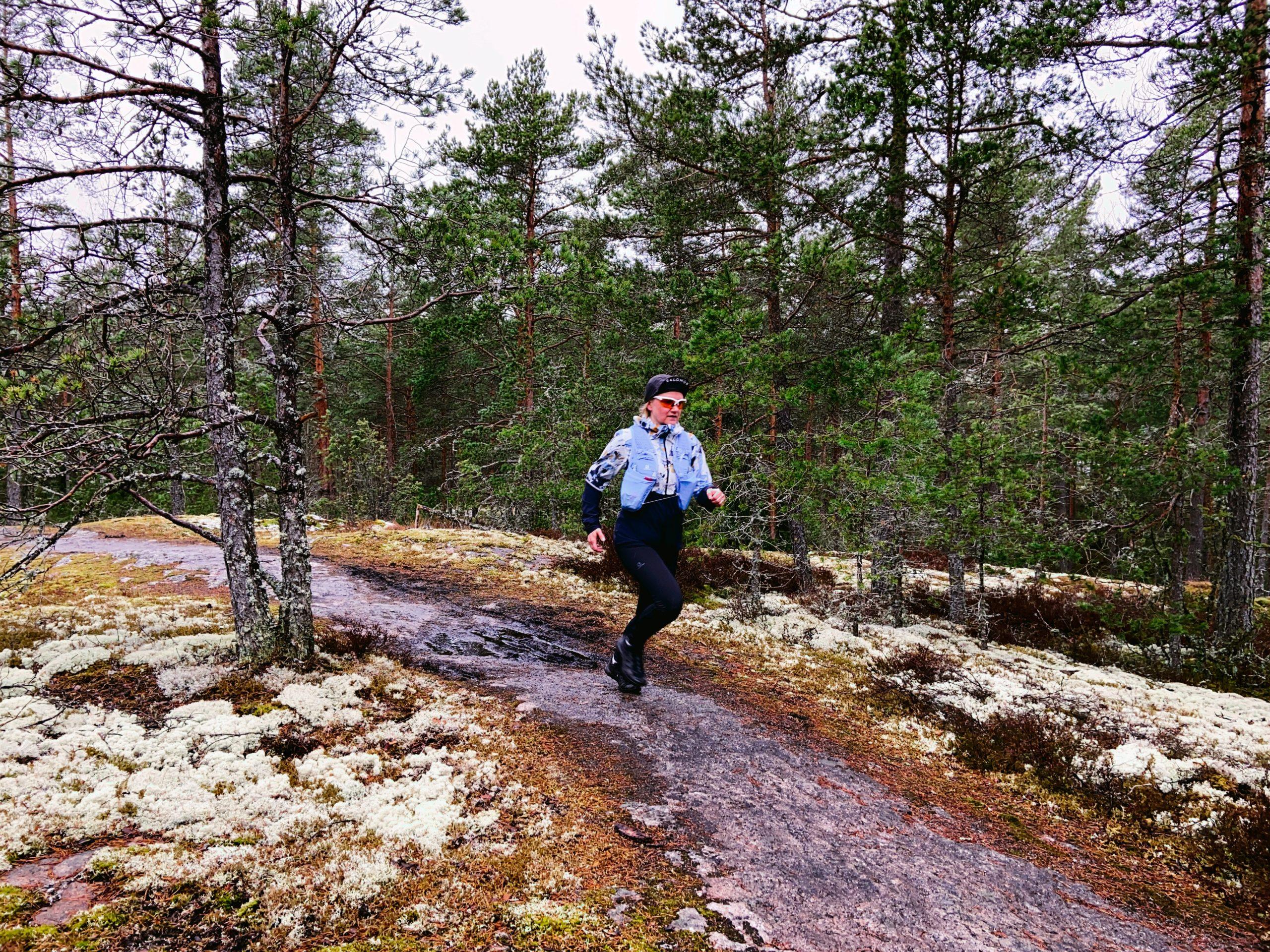 Polkujuoksun viikonloppu – Karevan kierto ja Ankka