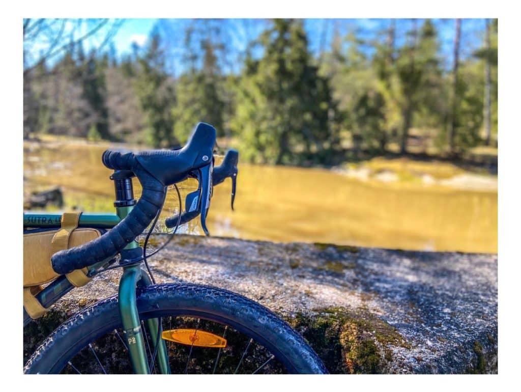 Gravel-pyörä on paras pyörä