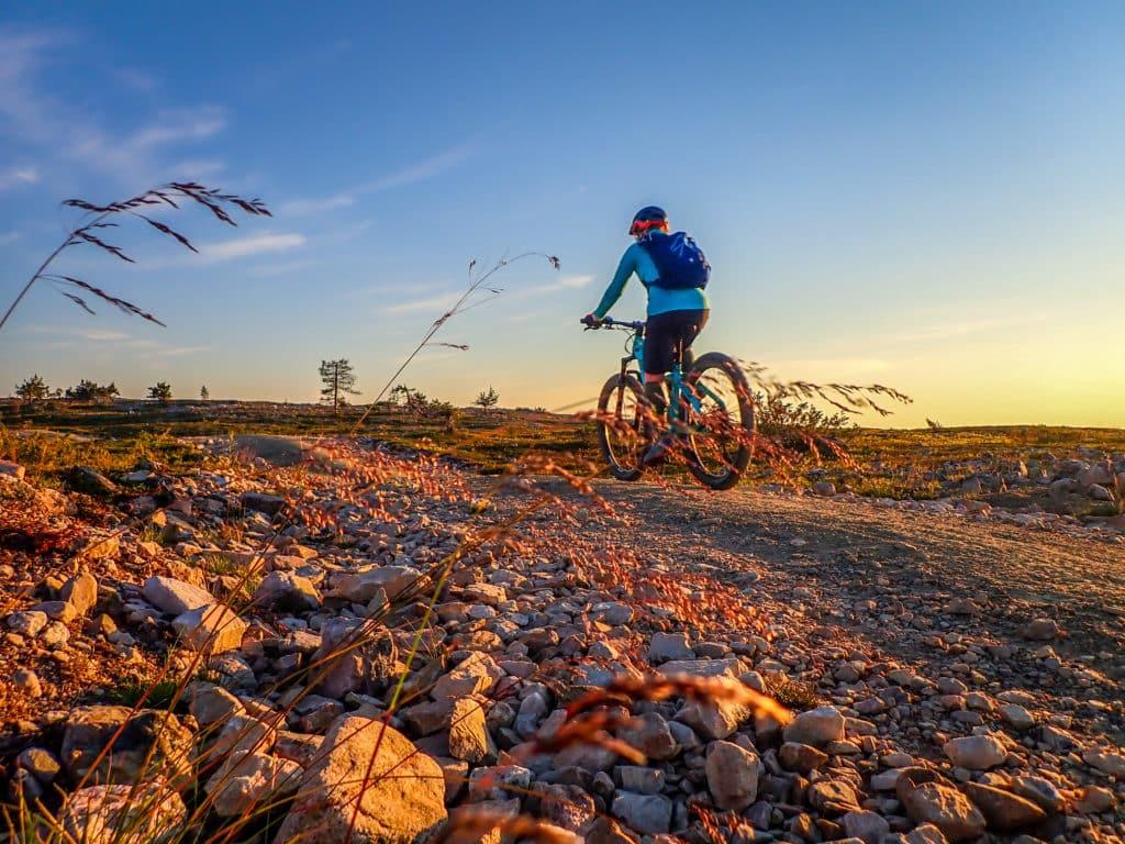 Ylläs ja pyöräily sopii kaikille