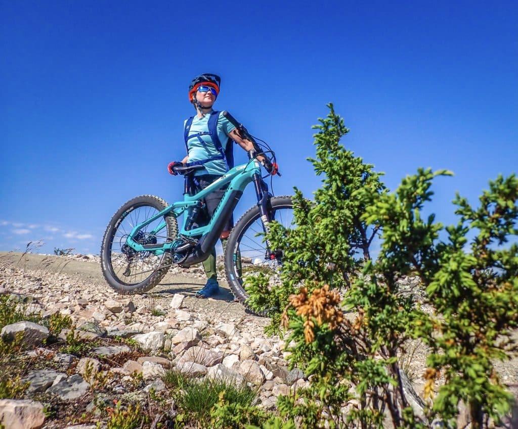 Ylläs ja pyöräily on helppoa vuokrapyörällä