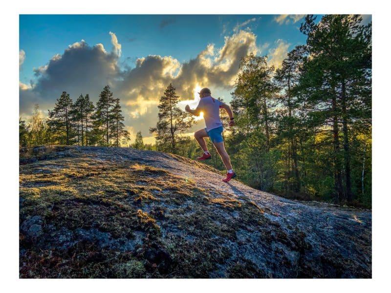 Polkujuoksun hyödyt juoksublogin aiheena